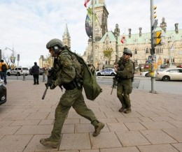 Dark Threats and the Normalization of White Terror: Aboriginals, Muslims & South Americans in the #OttawaShooting