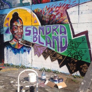 The Defacement of Sandra Bland Mural Proves #AllLivesMatter Is Destructive